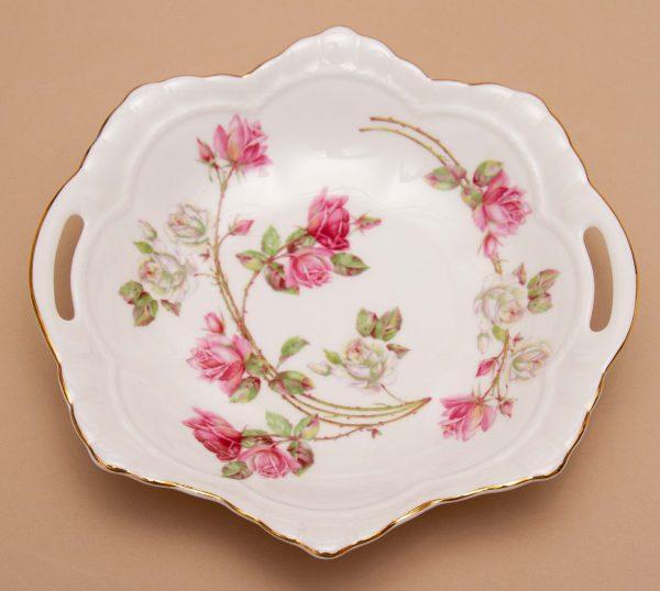 Aynsley Elizabeth Rose, Aynsley Elizabeth RoseFine Bone China Piercework Dish
