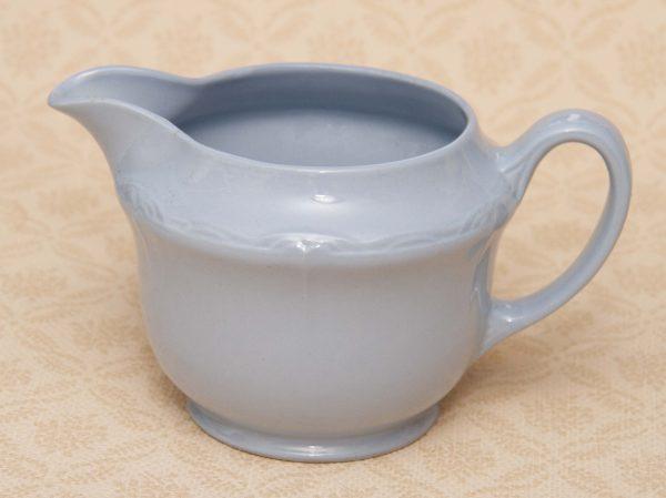 Swinnertons Chelsea Blue jug, Large Swinnertons Chelsea Blue Jug 1940's Pottery