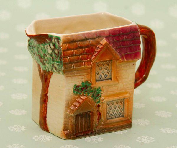 Burlington cottage ware jug, Burlington Ware Cottage Ware – Cotswold Milk Jug Creamer